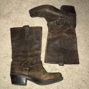 Western Frye Look-alike Boots from Target, sz 8.5
